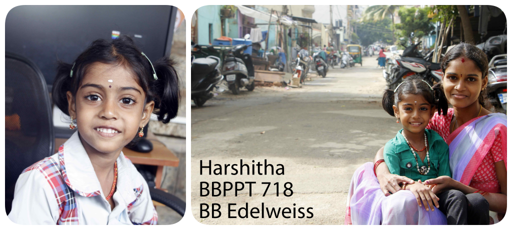 Harshitha - BBPPT 718